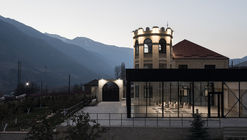 Luminary Inspiration Center  / Archiproba