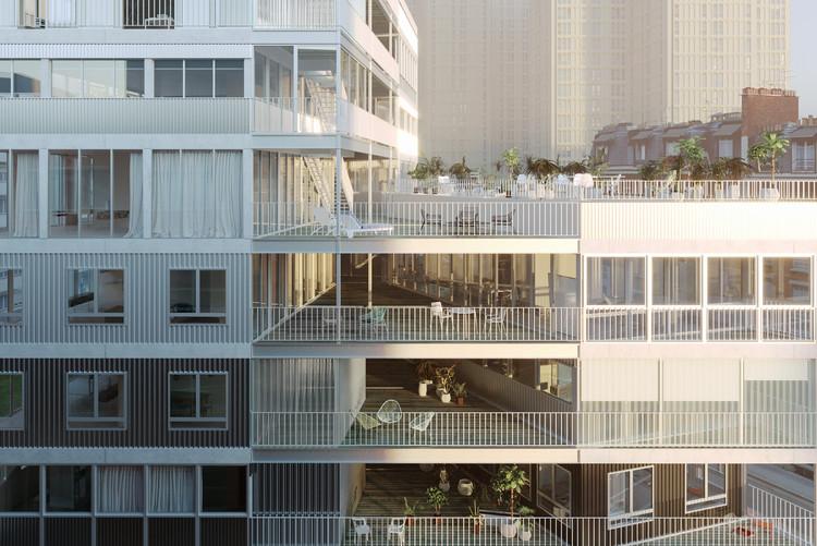 23 Dwellings / MUOTO, © Artefactorylab