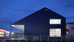 Warehouse in Ageo  / Arii Irie Architects