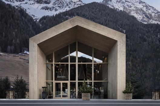 Südtirol Home / noa* network of architecture