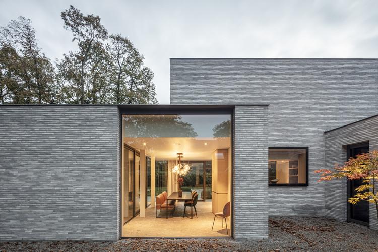 Residence WULF / CAS architecten, © Tim Van de Velde