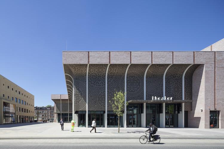 Zuidplein Theatre / De Zwarte Hond, © Scagliola Brakkee