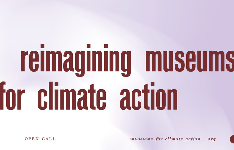 Reimagining Museums for Climate Action, Reimagining Museums for Climate Action. Design by Polytechnic