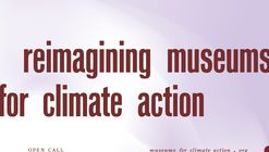 Reimagining Museums for Climate Action