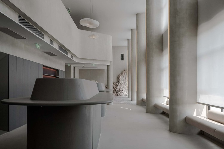 Fnji New Office / Fnji Interior Design, © Bai Mo