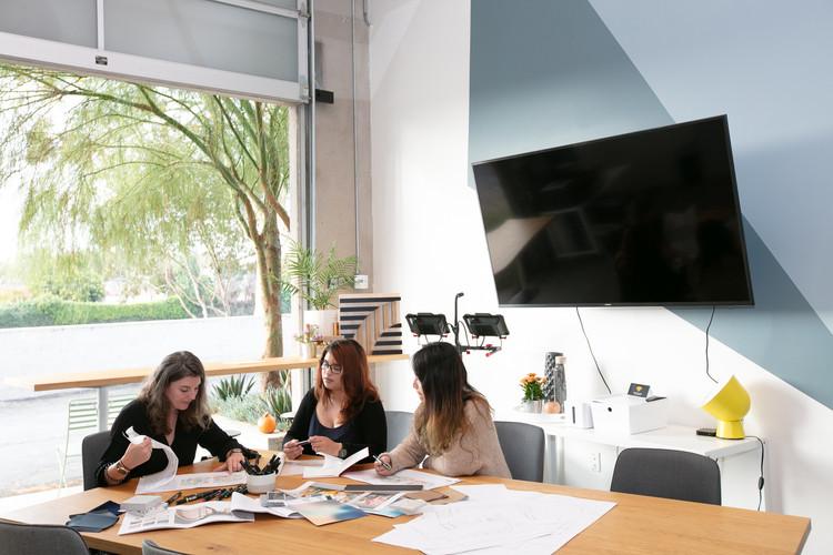 Perkins and Will lança manual estratégico para um retorno seguro aos escritórios, © Marc Goodwin