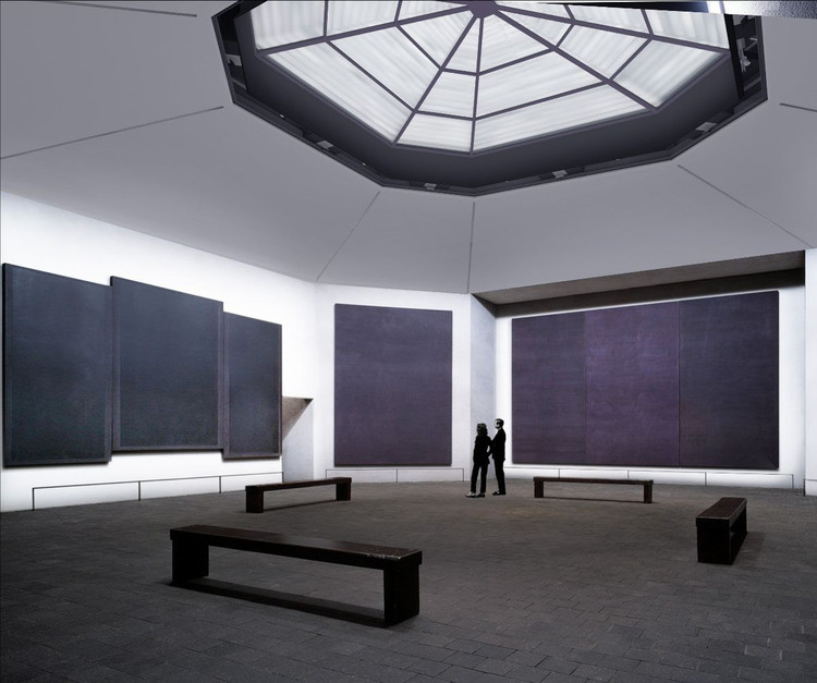 Rothko Chapel Set to Reopen this September, Courtesy of Architecture Research Office