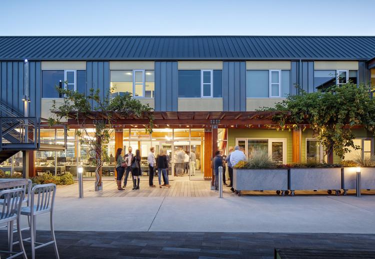 Miller Hull Studio Earns Nation's First Living Building Challenge 4.0 Certification, © Chipper Hatter