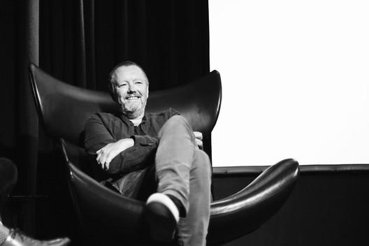 Kjetil Thorsen at Architects, not Architecture. Oslo 2018. Image © AnA