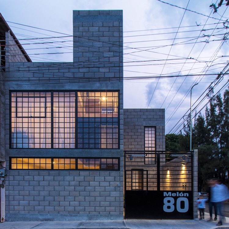 Vivienda Melón / Sin Título Arquitectura, © Edson Contreras Ornelas