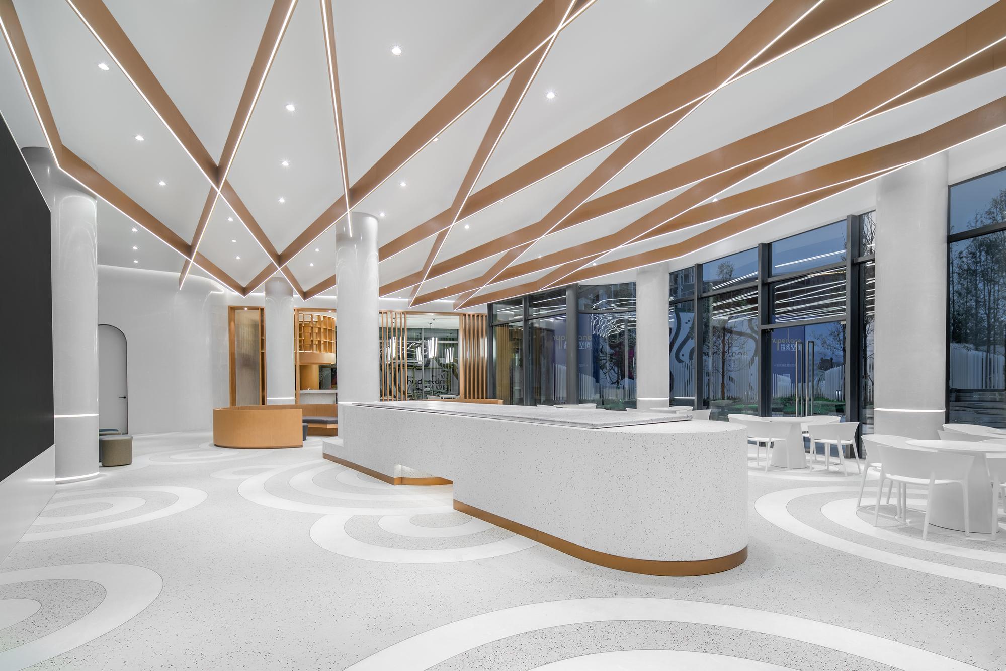 Reception Center of Chengdu Xindu Cultural Center / DAGA Architects