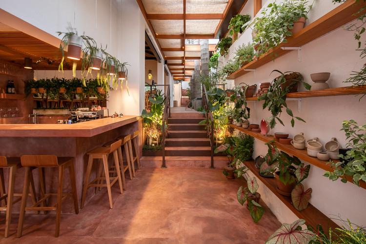 Restaurante Cajuí / VAGA, © Pedro Napolitano Prata