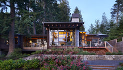 Kayak Point House / Christopher Wright Architecture