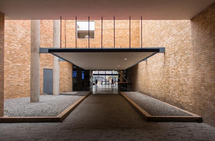 """Emilio Canek: """"Esta pandemia refuerza el sentido del aprendizaje presencial de la arquitectura"""", © Yueqi """"Jazzy"""" Li"""