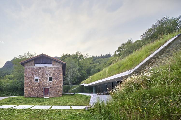 Los finalistas de Premios FAD 2020, las mejores obras de la nueva arquitectura ibérica, © Jose Hevia . Image Landaburu Borda