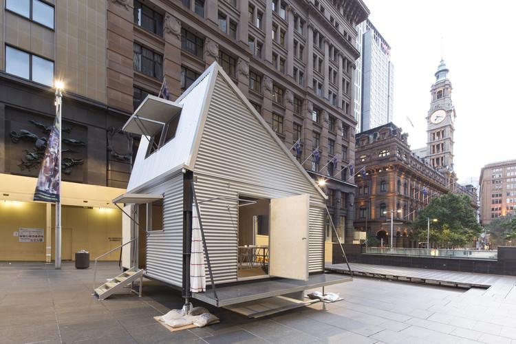 Abrigos emergenciais: uma oportunidade de experimentação na arquitetura, © Brett Boardman
