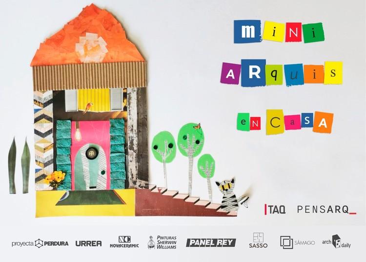 Mini Arquis en casa: Arquitectura para niños, Tania Quirarte, Mariana Quirarte y Cinthia Neri