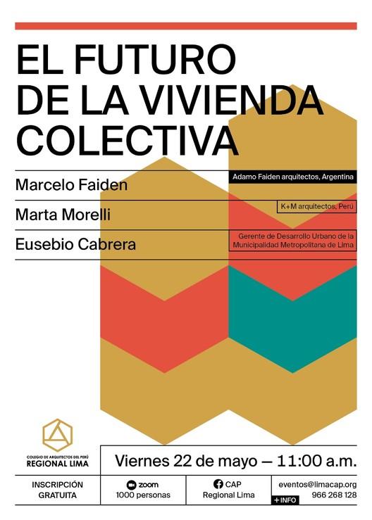 Conversatorio: el futuro de la vivienda colectiva