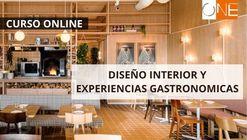 Curso online de diseño interior para espacios de gastronomía