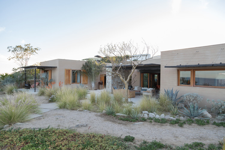 Casa nido de halcón / FabrikG, © Paola López González