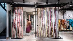 Loja Fernanda Yamamoto / Atelier Danier Corsi