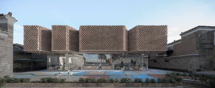 Vila Criativa Dafang / NEXT architects, Cortesia de NEXT architects