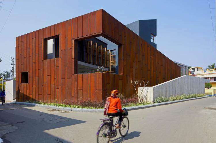 Wall House / Abin Design Studio, © Edmund Sumner