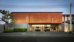 Sleepless Residence / WARchitect