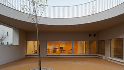 Escola básica e jardim infantil de Caselas / Site Specific Arquitectura + Patrícia Marques e Paulo Costa