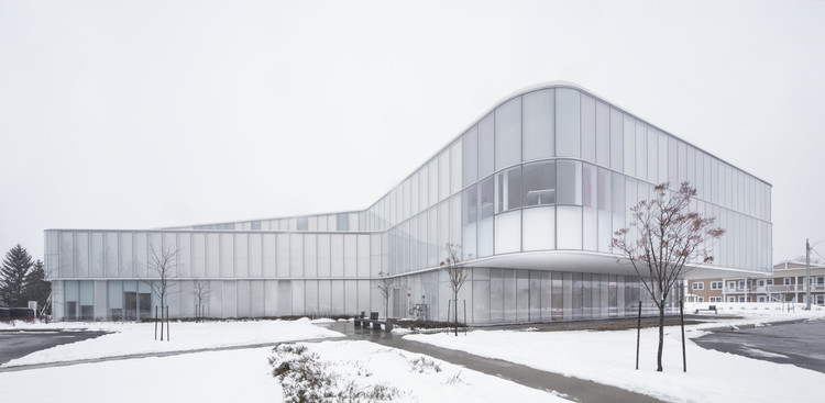 Drummondville Public Library / Chevalier Morales Architectes, © Adrien Williams