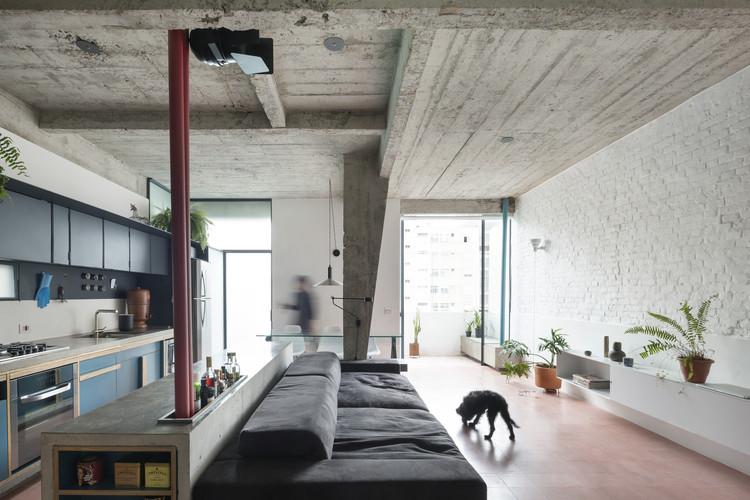 Apartamento Simão Álvares / Vão, © Federico Cairoli