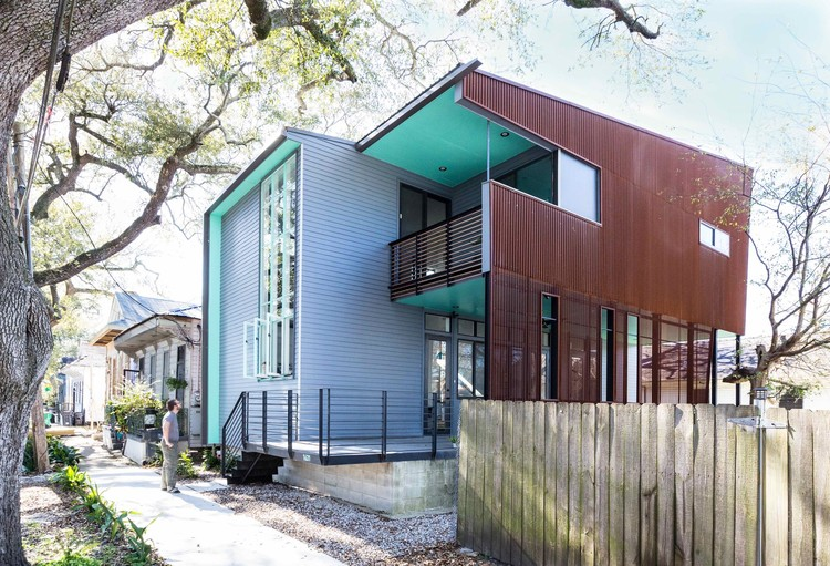 New Orleans: Modern Design in The Big Easy, © Michael Wong