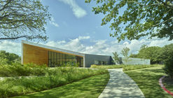 Lamplighter School Innovation Lab / Marlon Blackwell Architect