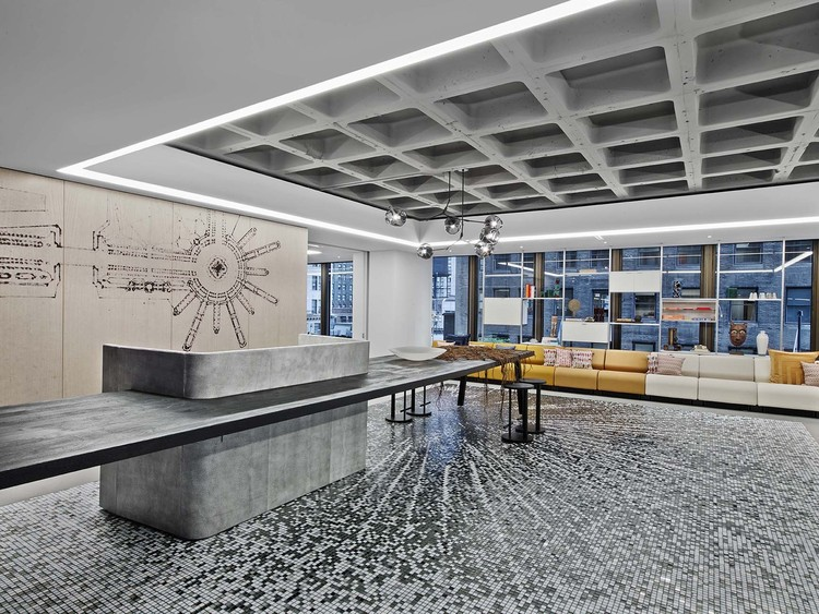 CAC Live: Virtual Workshop on Returning to the Office, IIDA Chicago Office Designed by Gensler Photo by Eric Laignel