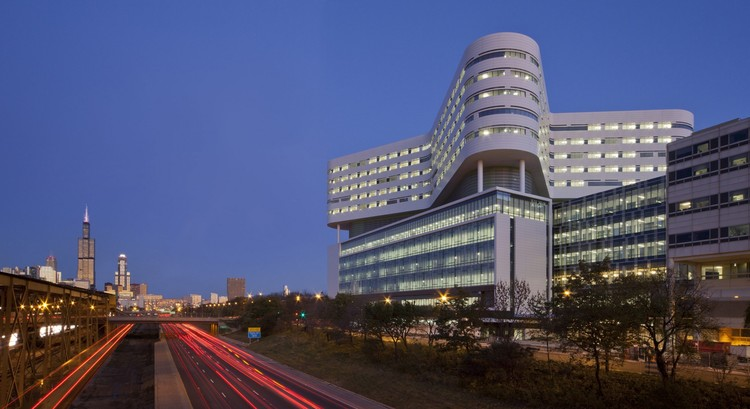 CAC Live: The Future of the Hospital, Rush University Medical Center Courtesy of Perkins and Will