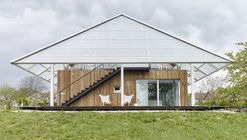 Family Greenhouse   / RicharDavidArchitekti