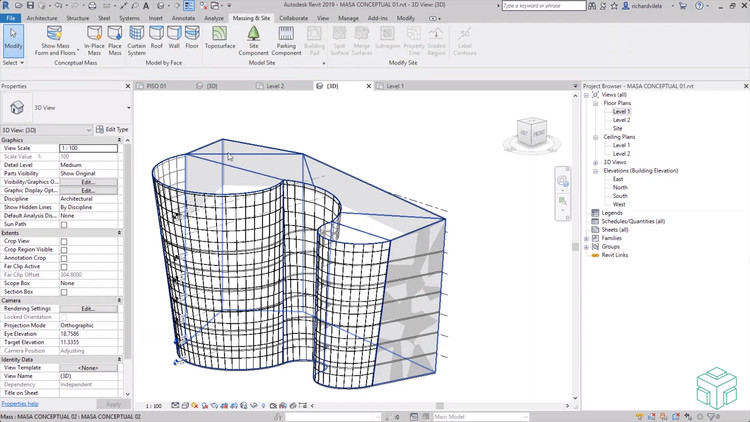 Learn Revit BIM with this Free Online Introductory Course , Courtesy of GoPillar Academy