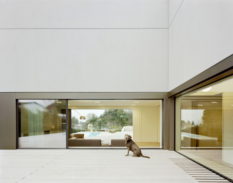 "Beat Guhl: ""We Allow Architects to Build Fluid, Uninterrupted, and Digitized Spaces"", City Villa S3 / Steimle Architekten. Image © Brigida González"