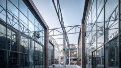 Urban Renovation of Tianjin Tractor Factory / Archiland