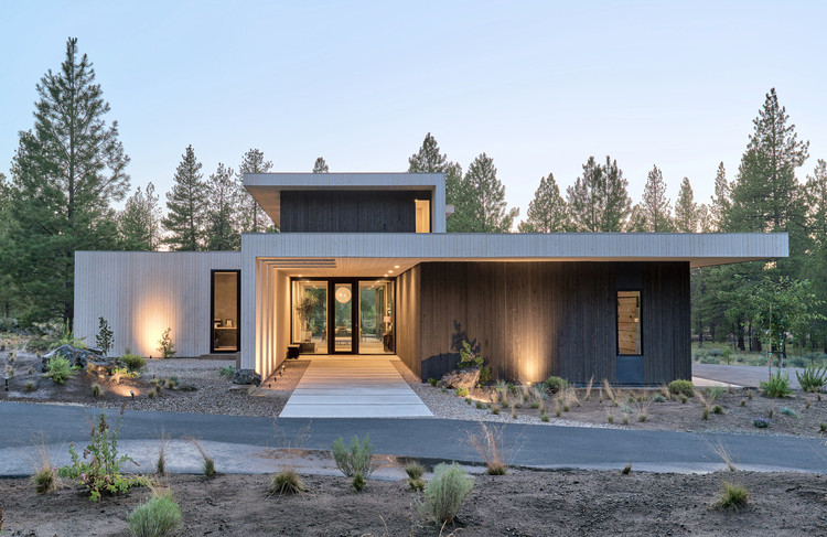 Casa Valentine / Eric Meglasson Architect & Lightfoot A+D, © Alan Brandt