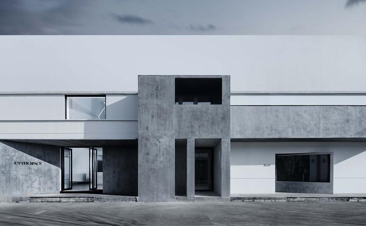 Utter Space Photography Studio in Beijing / CUN Design, © Ting Wang
