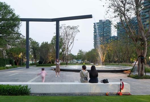 Shenzhen Shenwan Street Park / AUBE CONCEPTION. Image © Tianpei Zeng