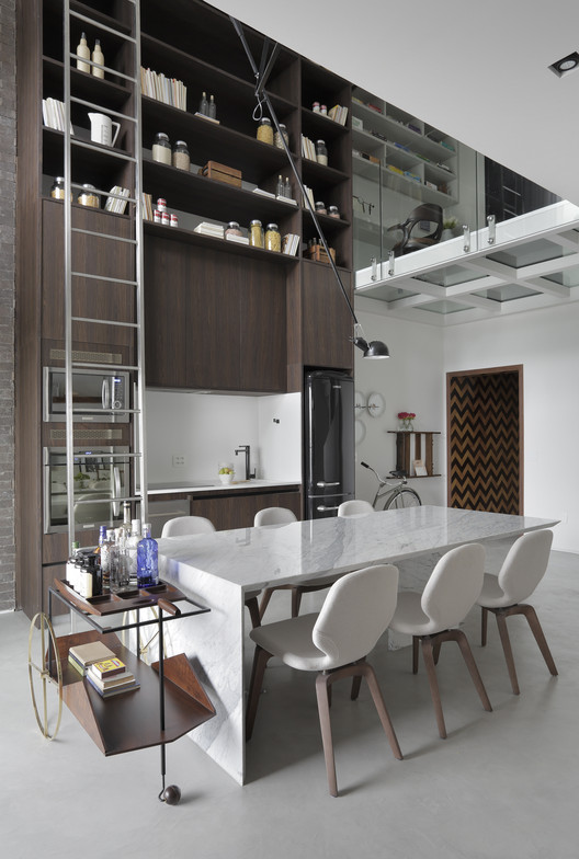 Apartamento RM / Nildo José, © Denilson Machado – MCA Estúdio