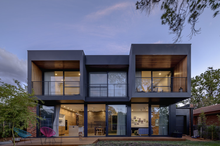 AB House / bwa, © The Guthrie Project