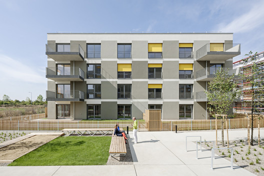 Site D23 Residential Complex / Clemens Kirsch Architektur