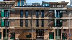 Hotel Room Mate Bruno / Teresa Sapey + Partners
