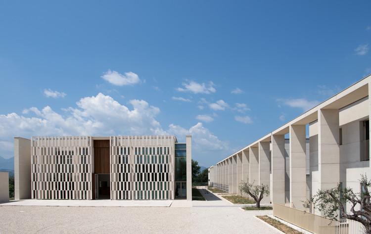 Church and Community Centre in Castel di Lama / Studio Contini, © Domenico Oddi