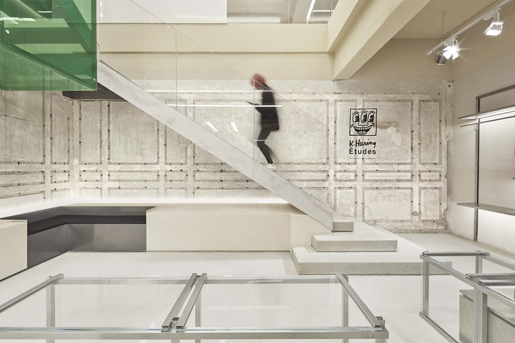 CANAL ST. Selected Store / Sò Studio, © Yuhao Ding