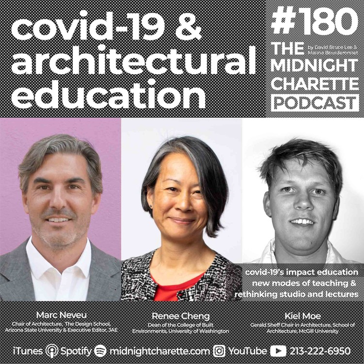 COVID-19 & the Future of Architectural Education