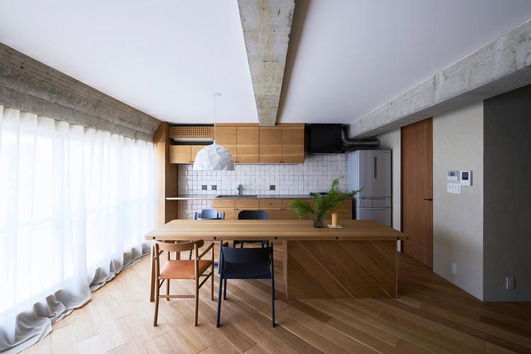 House 1103 / Naoya Matsumoto Design, © Takashi Asano